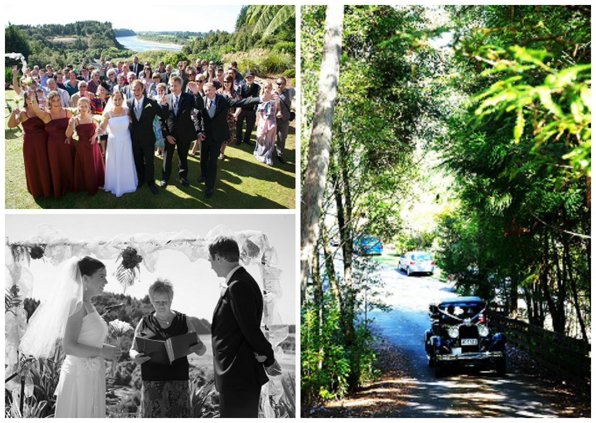 Wedding Venue West Coast, New Zealand